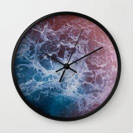 Living Ocean v5 Wall Clock