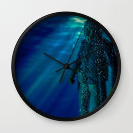 Only way to kill Jason is to send him back to his original resting place where he drowned in 1957... Wall Clock