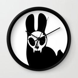 Skullbytes Logo Wall Clock