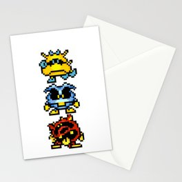 Dr. Mario Viruses Stationery Cards