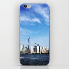 Skylines iPhone Skin