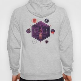 It fell from the stars, It rose from the sea Hoody