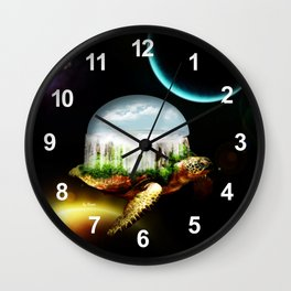 The great A Tuin Wall Clock