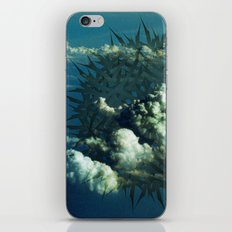 The Cloudcatcher iPhone & iPod Skin