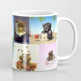 Teddy Compilation Coffee Mug