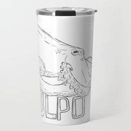 Pulpo Travel Mug