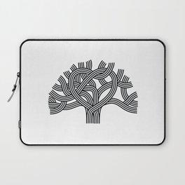 Oakland Love Tree (Black) Laptop Sleeve