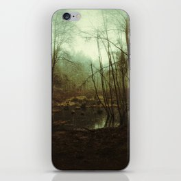 Swampy Forest iPhone Skin
