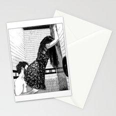 asc 522 - La belle majorquine I (Roser Amills I)  Stationery Cards