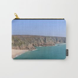 Porthcurno Panorama Carry-All Pouch