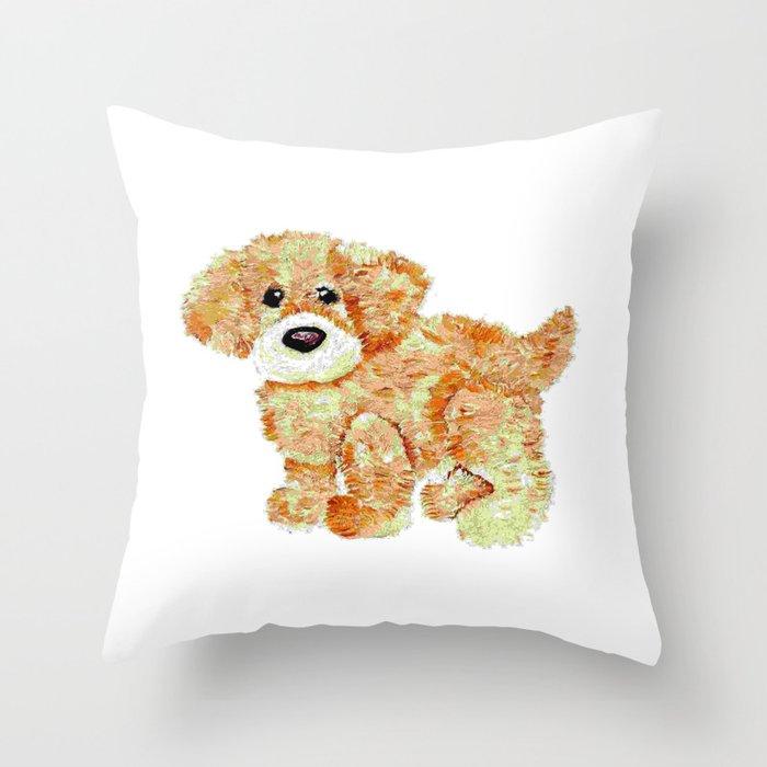 Bramble Throw Pillow