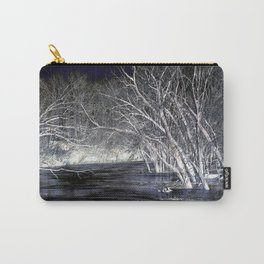 I.C.E. - Inverted Art Carry-All Pouch