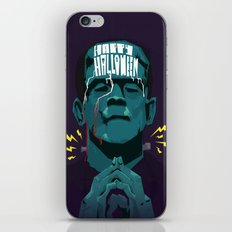 Halloween '13 Frankie iPhone & iPod Skin