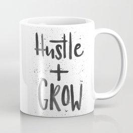 Hustle + Grow Coffee Mug
