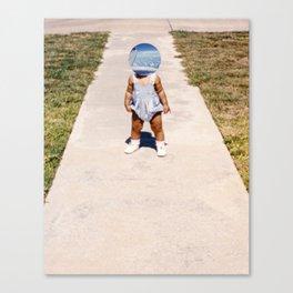 Faceless III Canvas Print