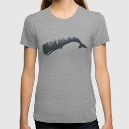 The Forest In The Whale T-shirt