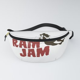 Ram Jam Fanny Pack