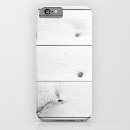 SHIPLAP iPhone Case