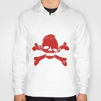 the goonies Hoodies featuring Goonies Never say die Red by Komrod