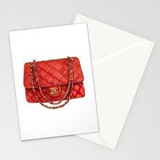 Designer Purse Stationery Cards