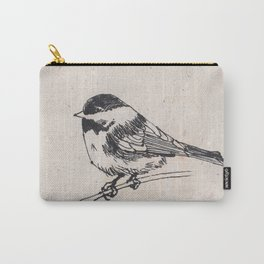 small bird Carry-All Pouch
