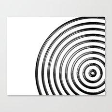 Mercurial Rings Canvas Print