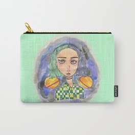 Saturn Girl Carry-All Pouch