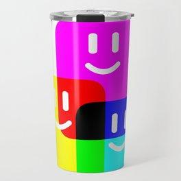 CMYK Full Cartridges | Emoji Version Travel Mug