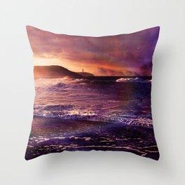 On the Horizon of the Infinite Throw Pillow