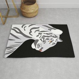 Tiger - Grey Rug