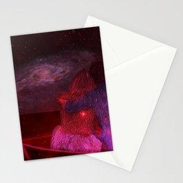 Galactic Honeymoon Stationery Cards