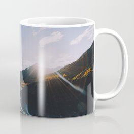 Glacial Meltwater Sunrise - Kenai Fjords National Park Coffee Mug