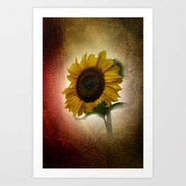 a liitle sun for your home -03- Kunstdrucke