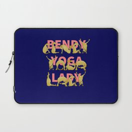 Yoga Pony Laptop Sleeve