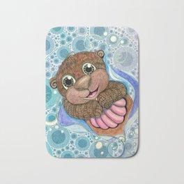 Otterly Adorbs Bath Mat