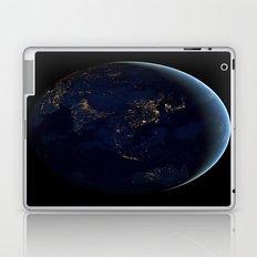 Asia at Night Laptop & iPad Skin