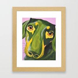 Olivia Framed Art Print