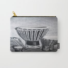 A drum family Carry-All Pouch