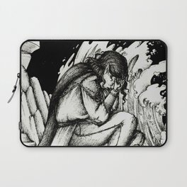Maglor by the sea Laptop Sleeve