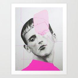raw & rough #2 Art Print