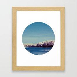 Lobau, Vienna Framed Art Print