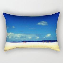 Whitehaven Beach Rectangular Pillow