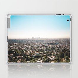 View of the Angels Laptop & iPad Skin