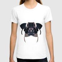 darth vader T-shirts featuring Darth Vader by lazylaves