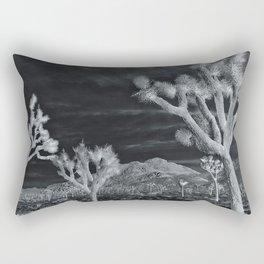 Joshua Tree InfraRed by CREYES Rectangular Pillow