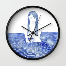 Nemertes Wall Clock