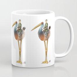 Numero 9 -Cosi che cavalcano Cose - Things that ride Things- Coffee Mug
