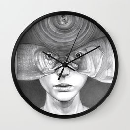 anthems for a seventeen year old series n1 Wall Clock