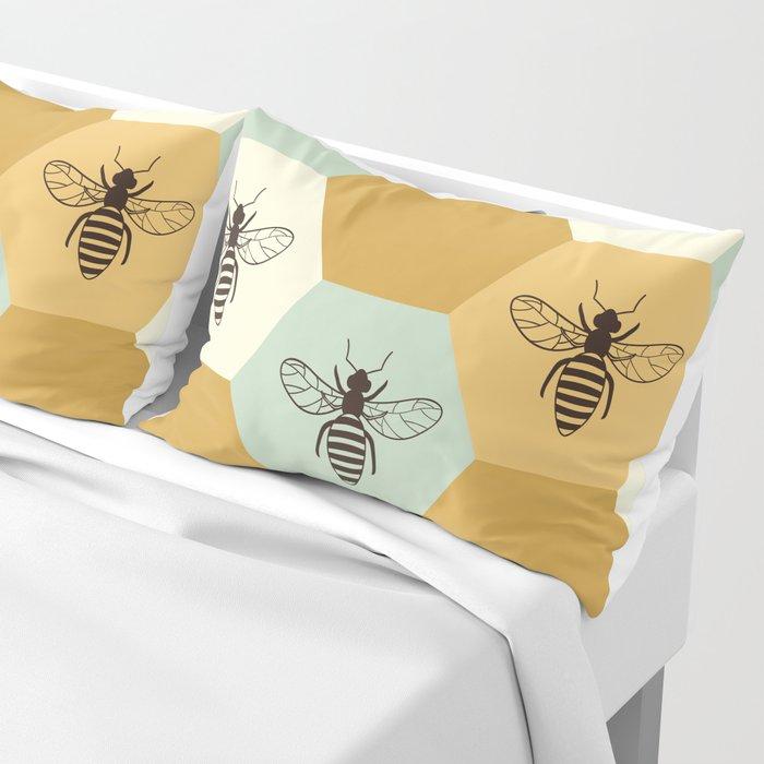 Beehive Pillow Sham