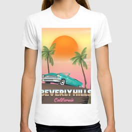 Beverly Hills California T-shirt